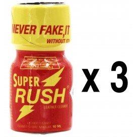 Poppers SUPER RUSH 10mL x3