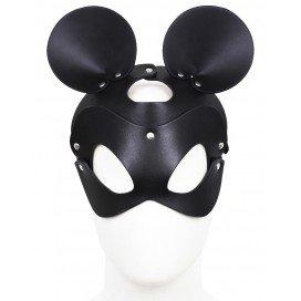 Kiotos Masque avec Visage Souris Noir