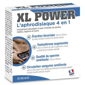 LaboPhyto Stimulant Erection XL Power 20 gélules