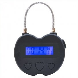 FUKR Cadenas automatique Lock Time