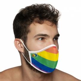 Addicted Masque alternatif RAINBOW