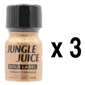 Jungle Juice Jungle Juice Gold Label 10ml x3