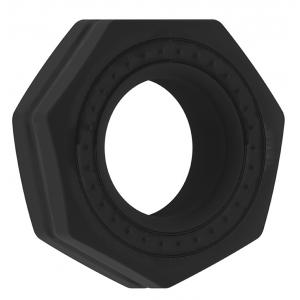 Sono Cockring Nut Flex Sono N°43 - 32mm Noir