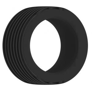Sono Cockring Line Flex Sono N°42 - 30mm Noir