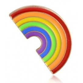 Pin's Arc-en-ciel Rainbow