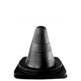 Cone Plug All Black 19 cm