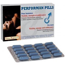 Performan Pills 10 gélules