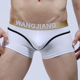 Wang Jiang Boxer Rafter Blanc