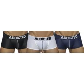 Addicted Pack Boxer Mesh Push Up