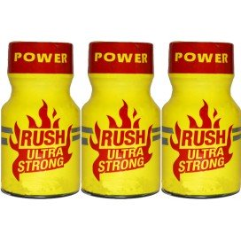 Rush Ultra Strong 10mL x3