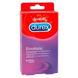 Préservatifs Durex Emotions x8