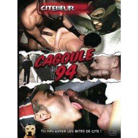 CiteBeur Cagoule 94 DVD