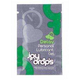Joy Drops Lubrifiant Retardant - Dosette 5 ml