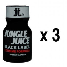 Locker Room Jungle Juice Black Label 10mL x3