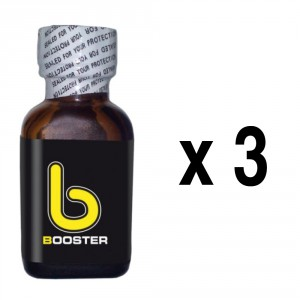 Booster Booster 25mL x3