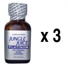 Jungle Juice Jungle Juice Platinum 24mL x3