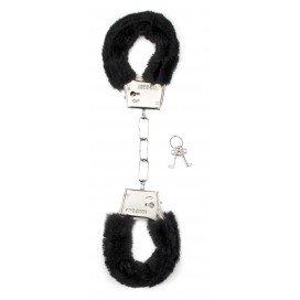 Menottes en fourrure Furry - Black