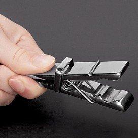 Triune Pinces à tétons en métal x2
