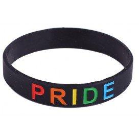Bracelet en silicone PRIDE Rainbow