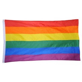 Drapeau Rainbow 90 x 60cm