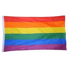 Drapeau Rainbow 150 x 90 cm