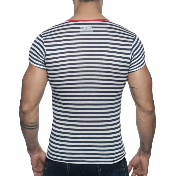 T-shirt SAILOR Rouge