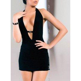 Softline Robe noire - Marika
