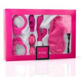 LoveBoxxx Box coquine I Love Pink Gift - 6 pièces