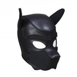 FUKR Neoprene Puppy Hoods BLACK