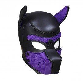 FUKR Neoprene Puppy Hoods PURPLE