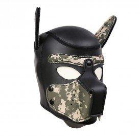 Cagoule néoprène pour puppy Camouflage