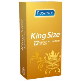 Pasante Préservatifs KING SIZE x12