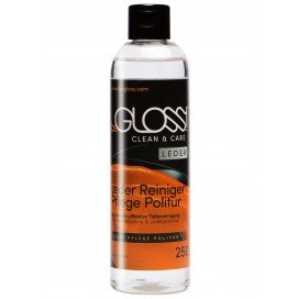 beGLOSS Nettoyant pour Cuir 250 mL