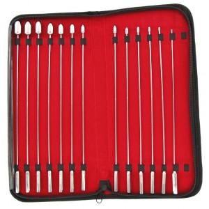 Kiotos Kit de 13 Tiges pour urètre - 2 à 14mm