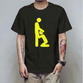 T-shirt Have Boy Noir