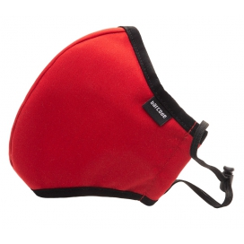 Masque Filtrant C95 CORPORAL RAY Rouge
