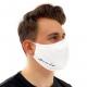 Masque en tissu Style VERTICAL Blanc