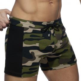Short CAMO MESH Camouflage