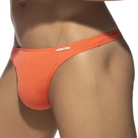 Addicted Thong Orange