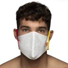 ES Collection Masque en tissu Barcelona Blanc