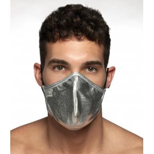 ES Collection Masque en tissu Party Argent