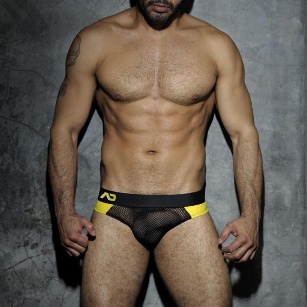 AD Fetish Jockstrap Color Code Jaune