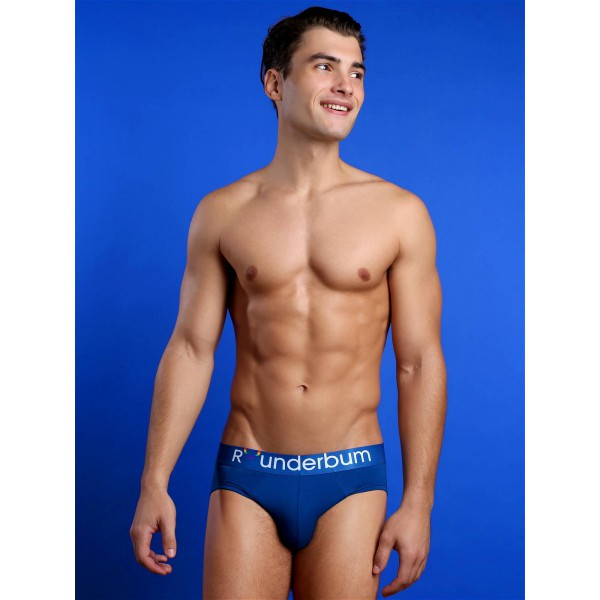Jock Brief Pride Bleu