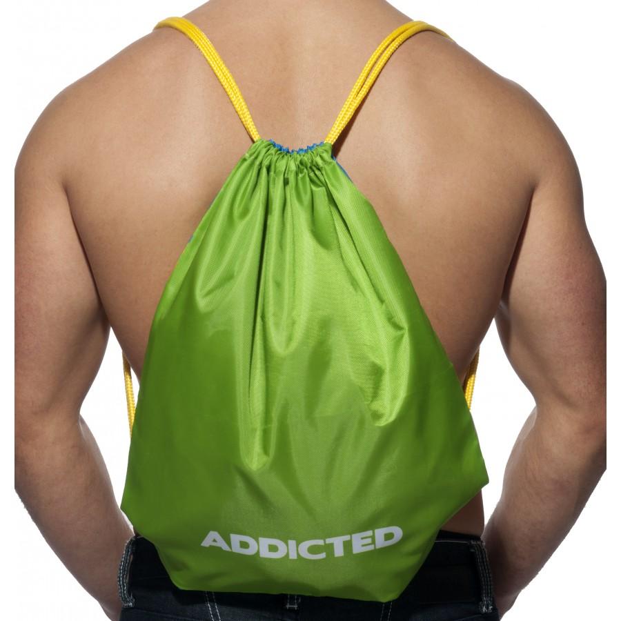 sac de plage backpack turquoise menderwear. Black Bedroom Furniture Sets. Home Design Ideas
